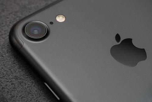 iPhone camera hacked