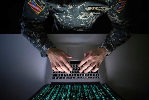 Military hacking