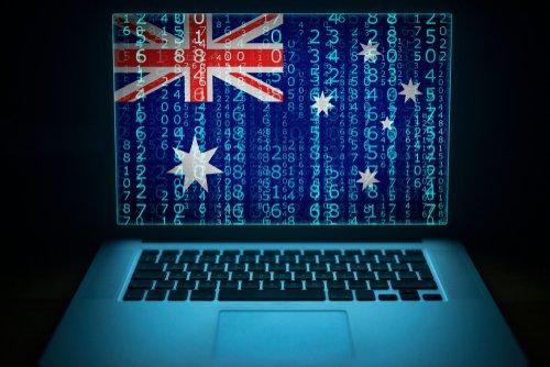 Australia cyber attack